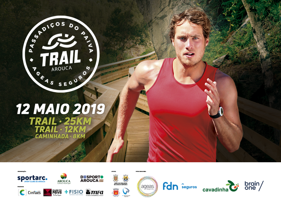 Trail Passadiços do Paiva Ageas Seguros