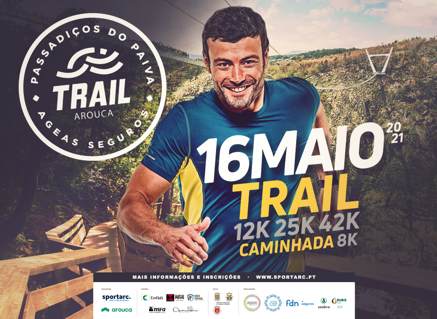 Trail Passadiços do Paiva Ageas Seguros 2121