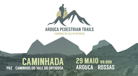 Arouca Pedestrian Trails V1.0 (29 de Maio 2016)