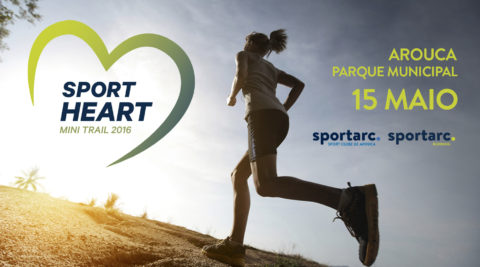 SportHeart Mini Trail 2016 (15 de Maio 2016)