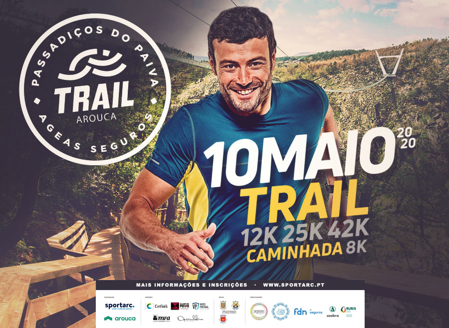 Trail Passadiços do Paiva Ageas Seguros 2020