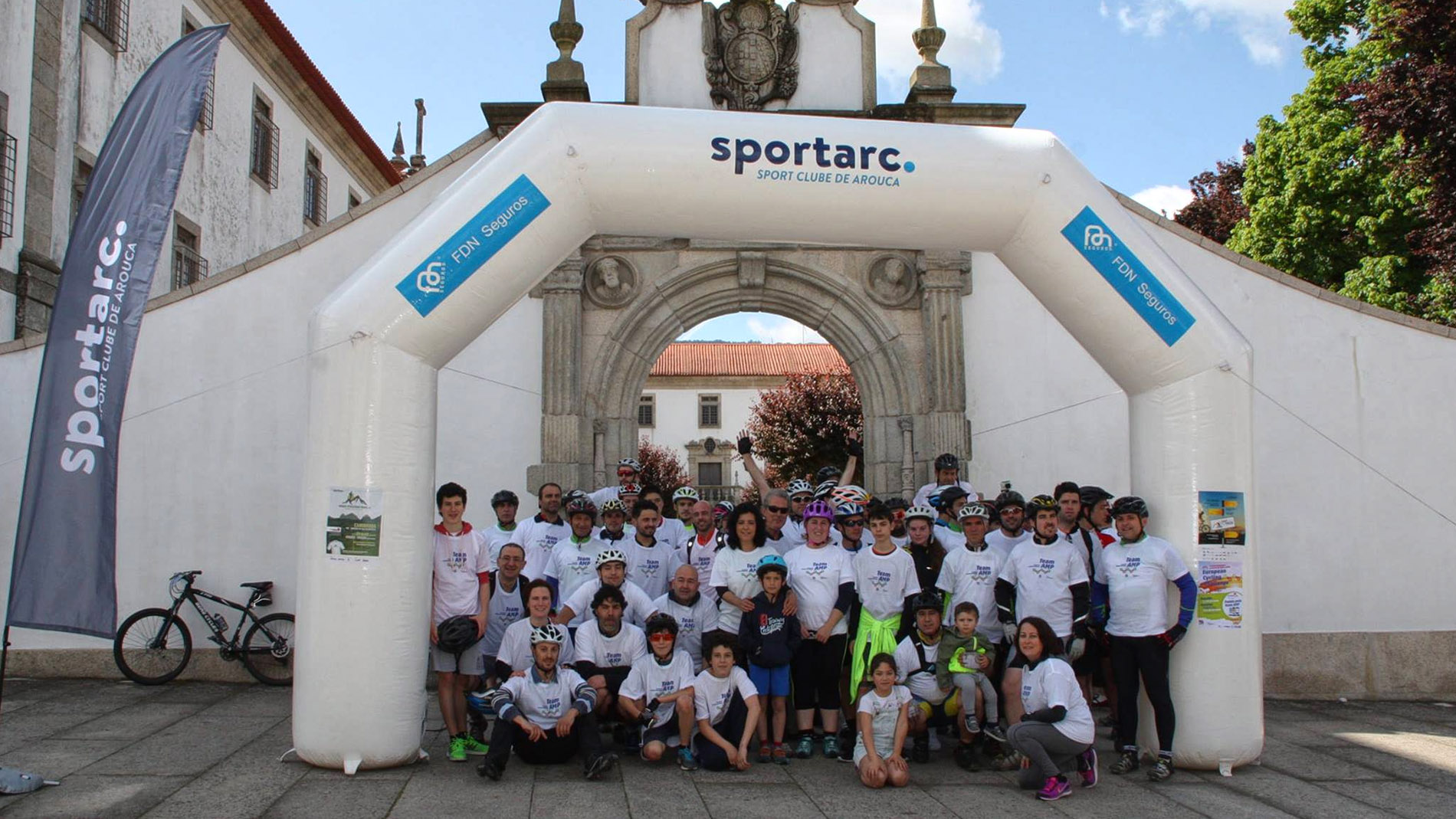 European Cycling Challenge em Arouca