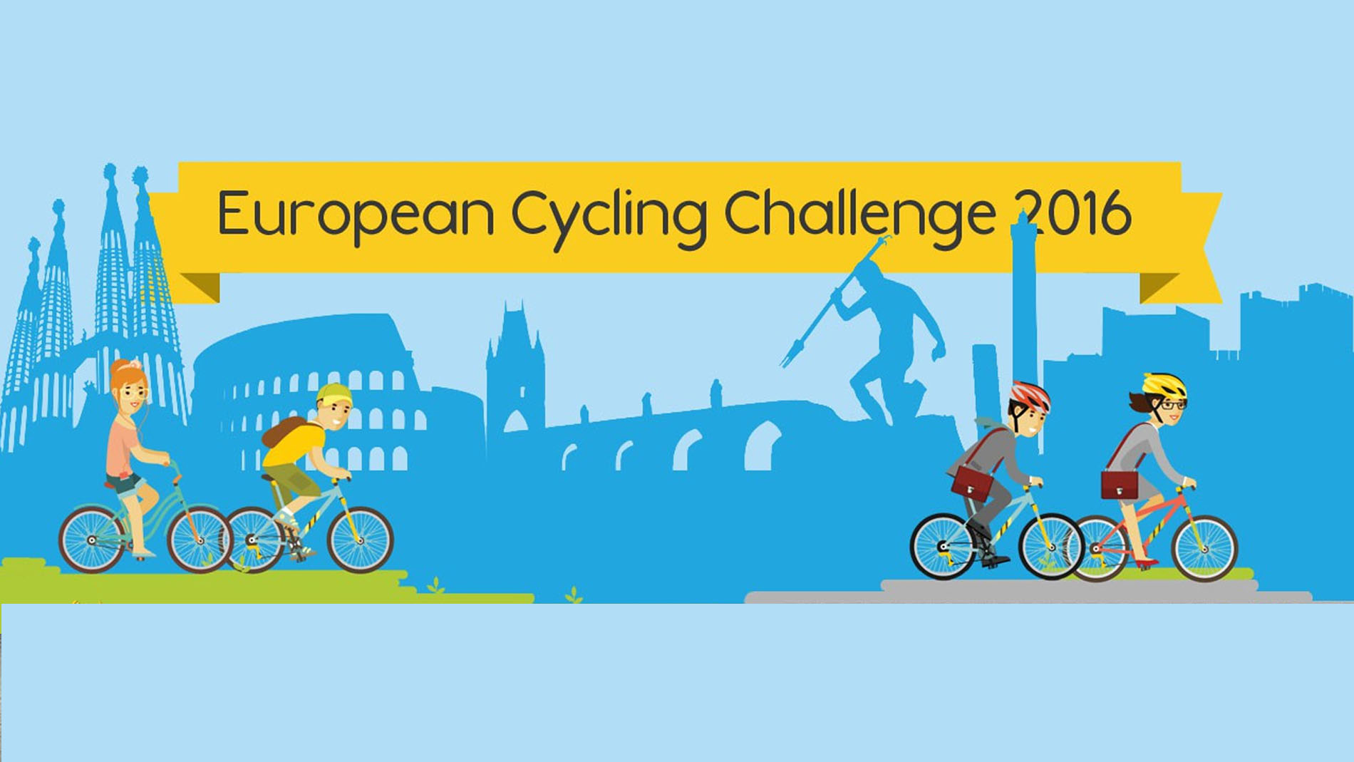 European Cycling Challenge 2016